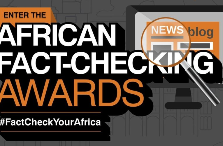Nigerian Journalists, Others Shortlisted For Africa Fact-check Awards