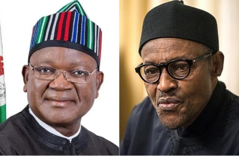 Zoning Presidency To North Brought Buhari But Nigeria Gained Nothing – Governor Ortom