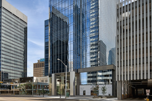 In the heart of downtown Edmonton, Alberta, HSBC Place underwent a major refurbishment that has raised the bar for workplaces in the future.