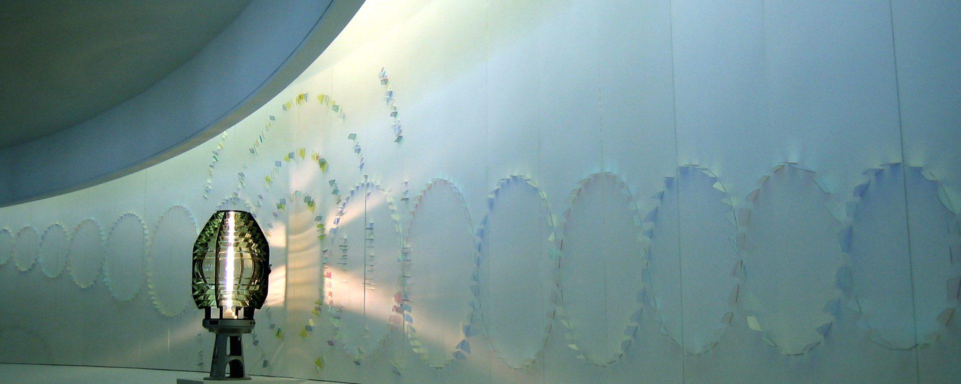 art installation by Keiko Mukaide