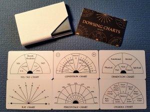 dowsing charts