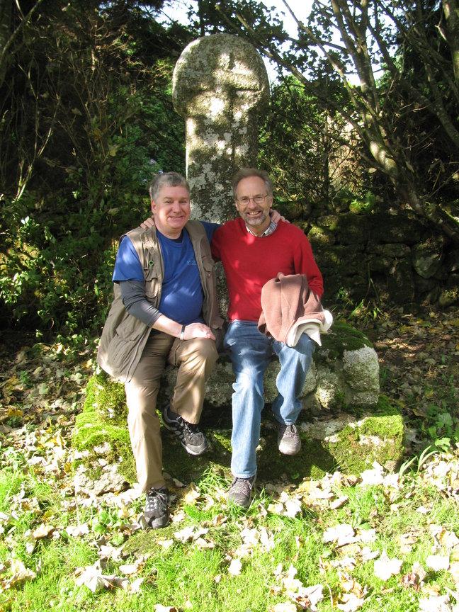 Grahame Gardner and John Moss