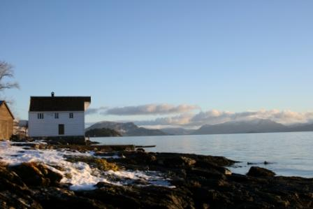 Picturesque Norway.