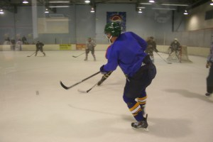 """Perth Ice Arena, aka the """"Thunderdome,"""" will be the new home for a few North American players. Photo: Peter Dewar"""