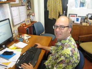 Marine Biologist: Dr Mike Van Keulen