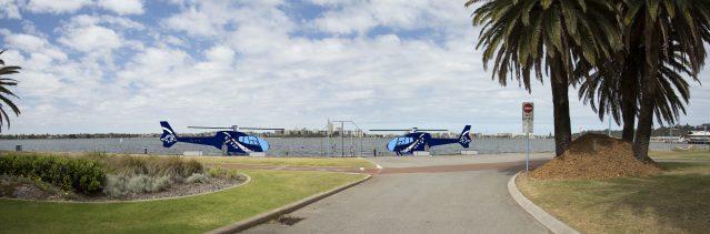 PHOTO: Skyline Aviation Group.