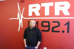 RTRFM Operations, events and volunteer manager, Chris Wheeldon