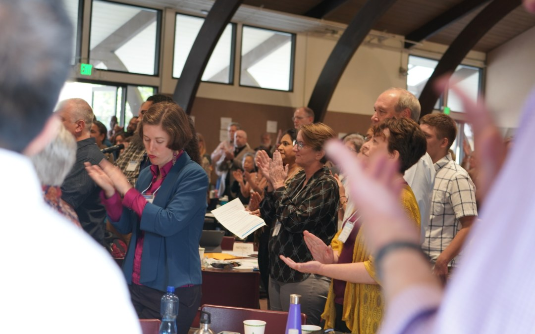 "Western Jurisdiction ""Fresh United Methodism Summit"" Affirms LGBTQ+ Support; Leaders See it as a 'Movement Moment' to Help Discern its Future in the Church"