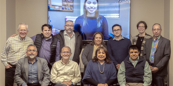 Leadership Development Top Priority for Western Jurisdiction Hispanic/Latino Ministry Council