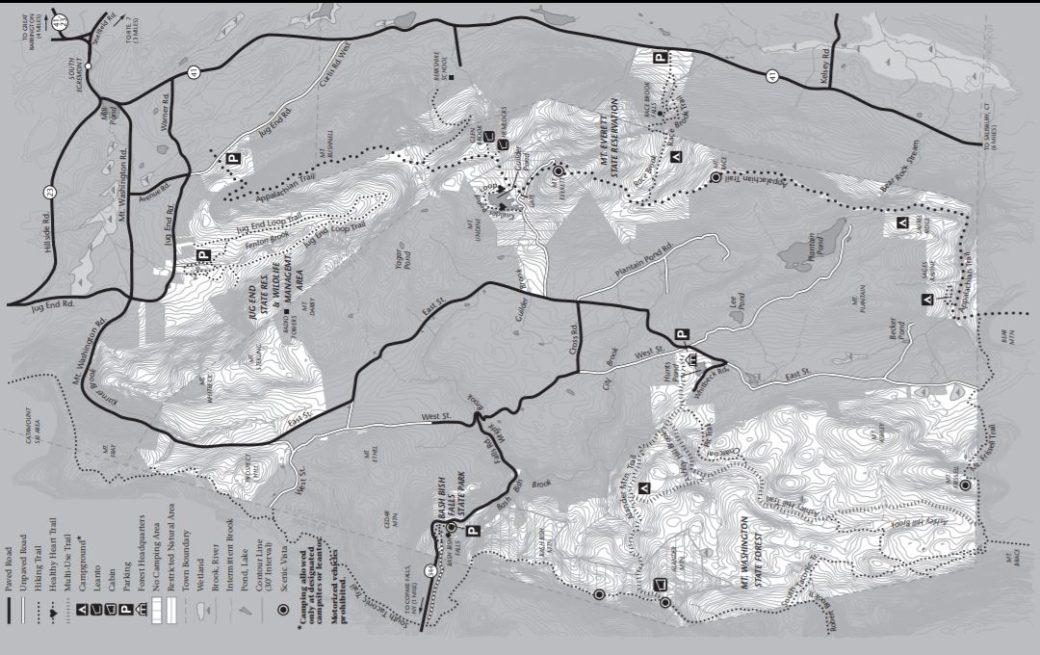 Mount Washington Map JPG