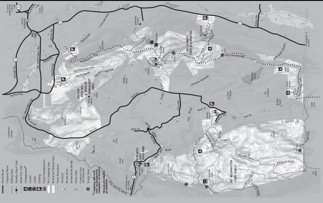 Mount Washington Map JPG