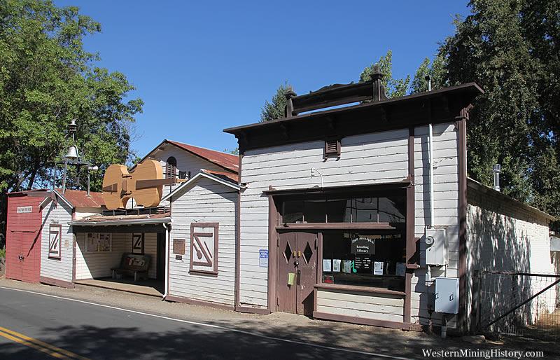 Community Center Fiddletown