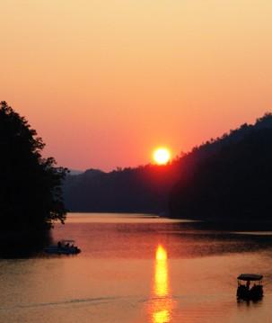 Nantahala Lake