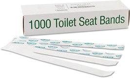 TOILET SEAT STRIP BX/1000