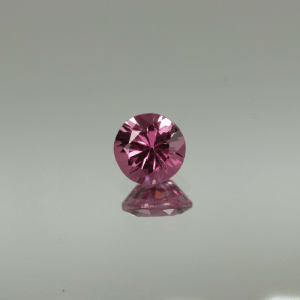 Umbalite Garnet Pinkish Red Round Cut
