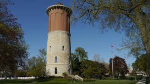 western springs water tower