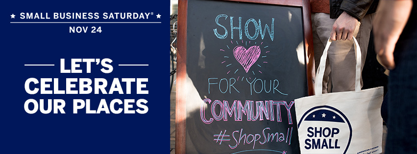 Small Business Saturday Western Springs