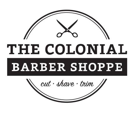 The Colonial Barber Shoppe logo