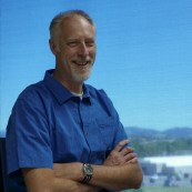 Portrait of WTI Researcher Craig Shankwitz