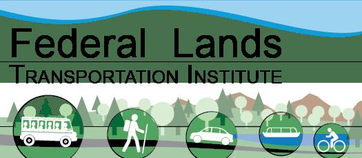 Logo for Federal Lands Transportation Institute