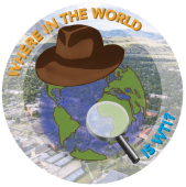 "graphic of a hat and magnifying glass over an image of the globe with the text ""where in the world is WTI?"""