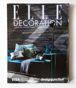 ELLE Decoration Design Junction Edition
