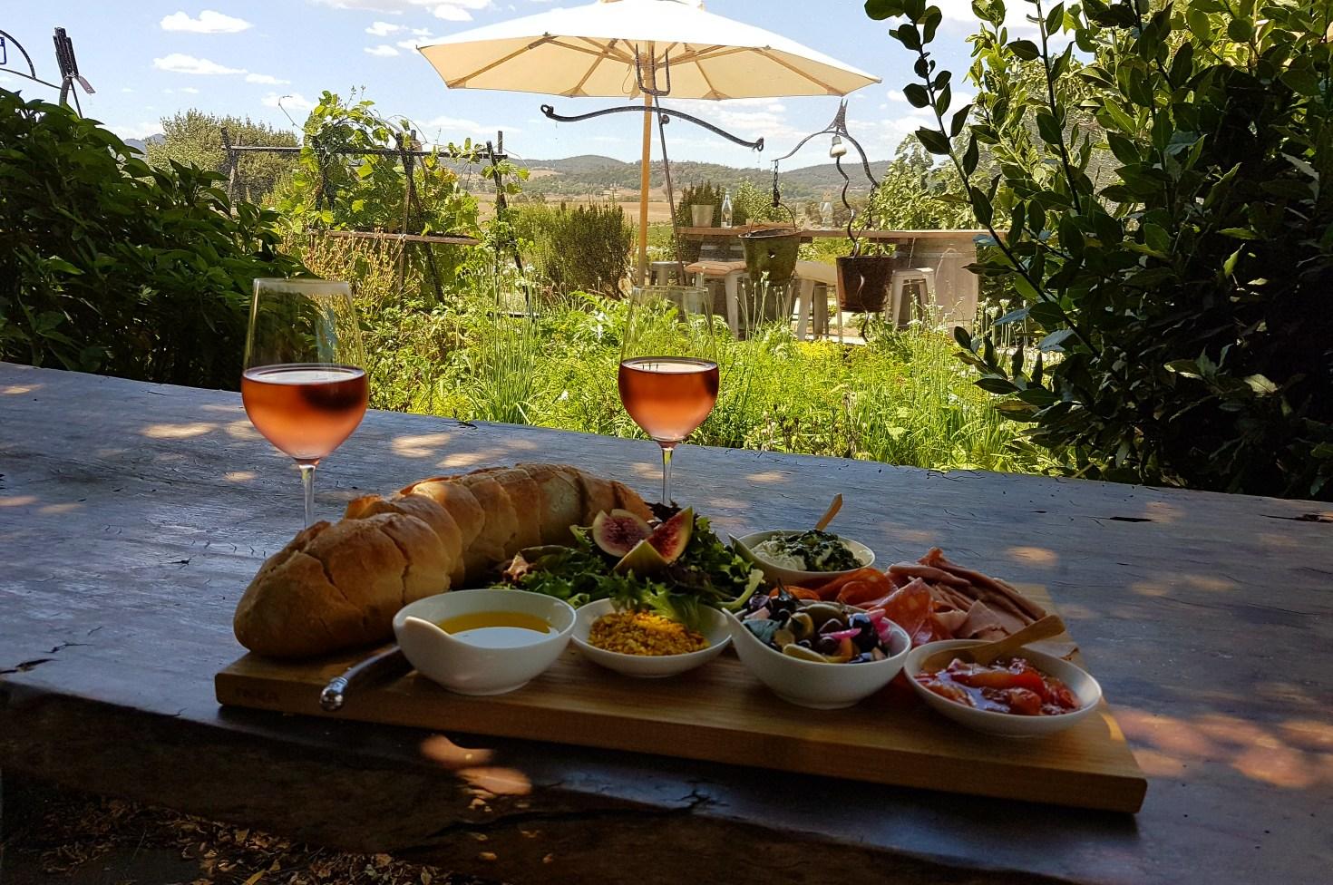 Lowe Wines Lunch Platter