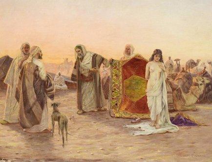 slavernij islamitische staat vrouwen slavery