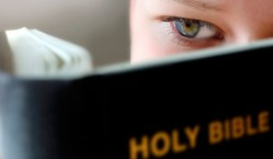 Bible Reading 2013