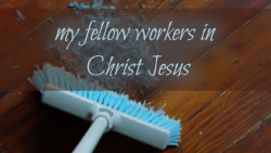 Laborers for the Lord
