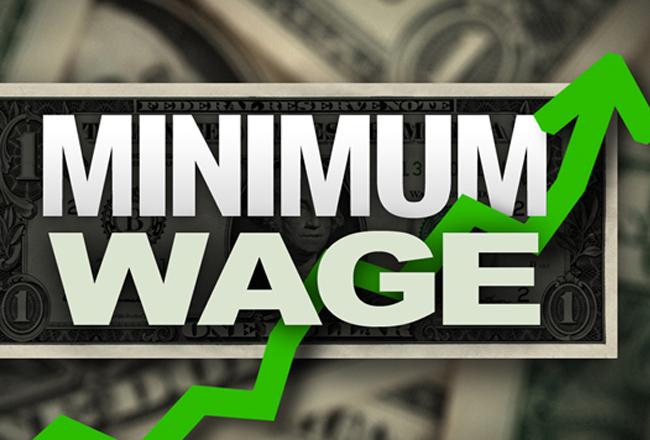 California Raises Minimum Wage effective January 1, 2021
