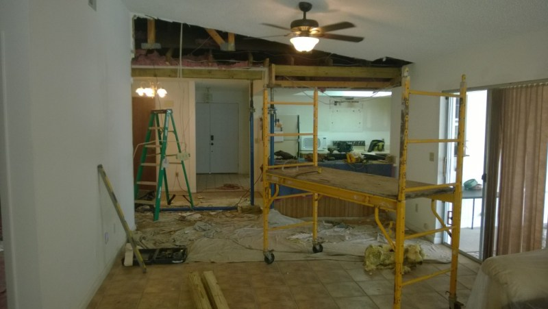 Dog Day Care Westchase Remodel