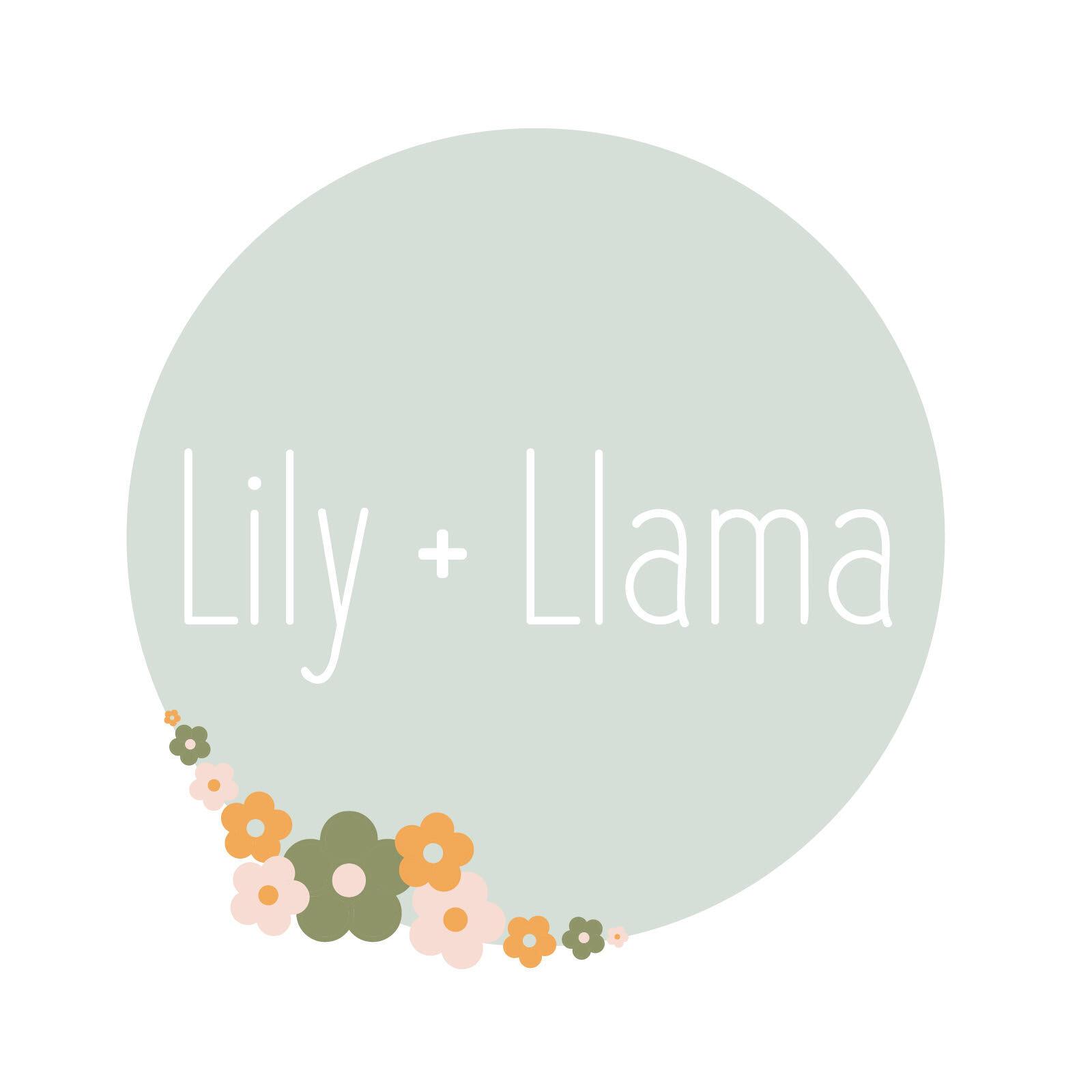 Lily & Llama