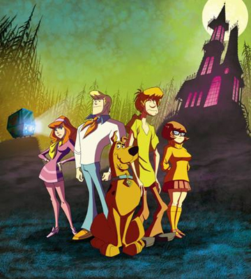 scooby-doo: mystery incorporated