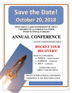 Save the Date Flyer – 2018 October Conf | Adult Children of