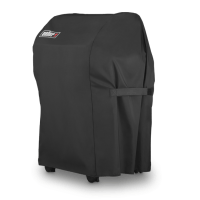 Weber Premium Grill Cover, Fits Spirit 210 Gas Grill