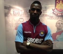 Modibo Maiga Signs For West Ham