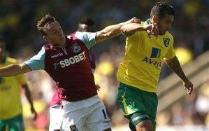Norwich City vs West Ham match report