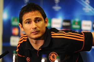 Frank Lampard could return to Hammers