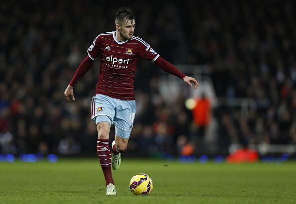 Carl Jenkinson West Ham