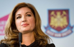 Super Slav sends thank you note to Karren Brady for transfer signings!