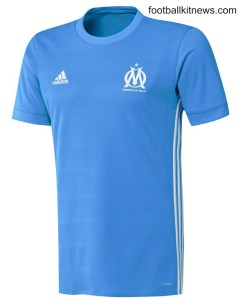The uniforms Dimitri Payet will be wearing next season- Adidas Marseille 17/18 Kits