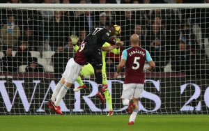 West Ham v Crystal Palace 2018 Report- Injury hit Hammers pick up point against mid table rivals