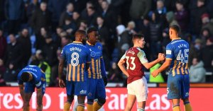 Shrewsbury Town v West Ham (FA Cup) Player Ratings