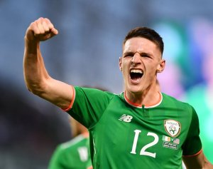 Declan Rice to England? Hammers star undecided over international future