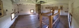 Fort Edward - interior