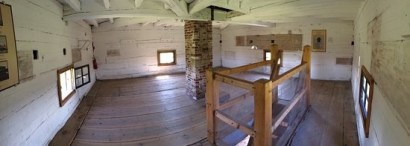 Fort Edward - interior