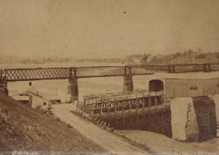 Windsor Covered Bridge, c.1887
