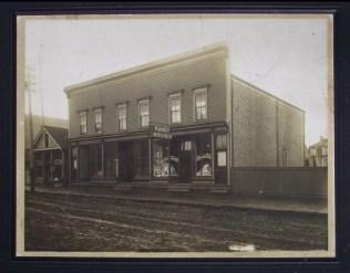 Kandy Kitchen on Gerrish Street, c. 1915