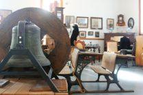 Museum exhibit